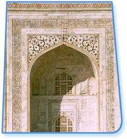 Architecture, Taj Mahal